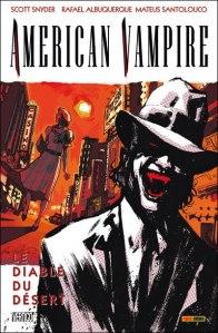Couverture de la BD American Vampires