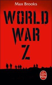 couverture de livre World War Z