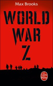 couverture de livre World War Z