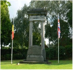 mémorial britannique