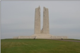 monument vimy