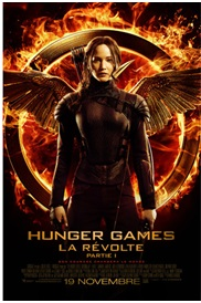 Affiche du film Hunger Game
