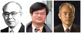 Shuji Nakamura, Isamu Akasaki et Hiroshi Amano (US)