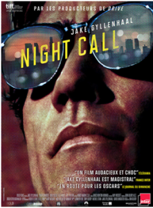 Affiche du film Night call