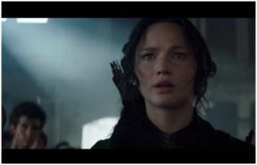 Extrait du film Hunger Game, la révolte