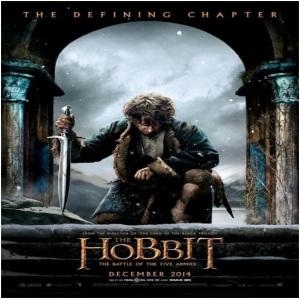 affiche du film le hobbit