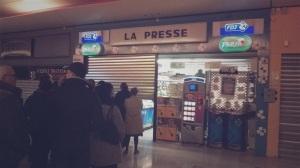 kiosque Auchan