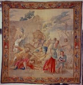 Les marchands chassés du temple. http://webmuseo.com/