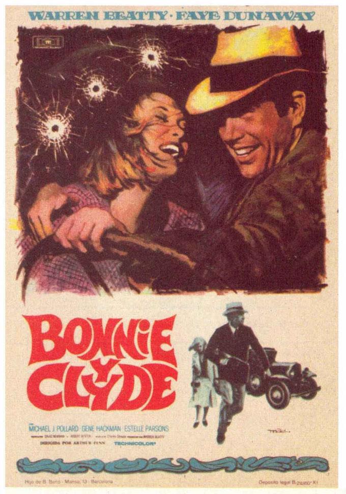 """Résultat de recherche d'images pour """"bonnie and clyde affiches"""""""