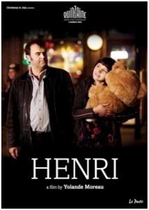 affiche du film henri