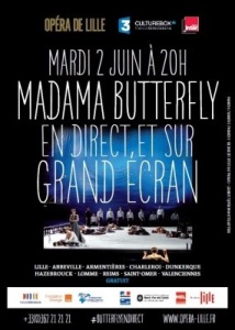 affiche madame butterfly