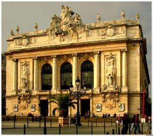 Photographie de l'opéra de Lille