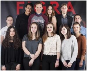 Photographie du Jury Jeune 2015