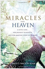 Couverture du roman « Miracles form heaven »